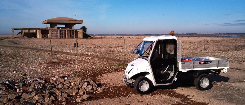 Elektrofahrzeuge mit Klimaanlage
