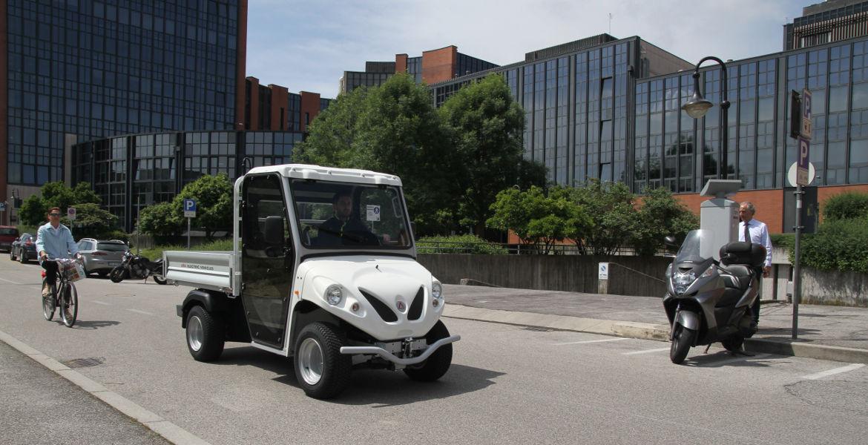 Elektrofahrzeuge ALKE\': Arbeit Elektrofahrzeuge