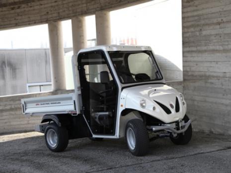 Neuen Elektrofahrzeuge ATX