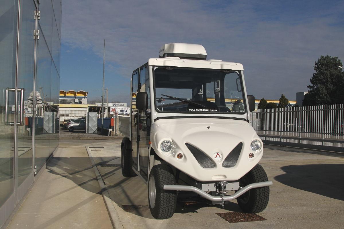 Elektrofahrzeuge für hohe Temperaturen