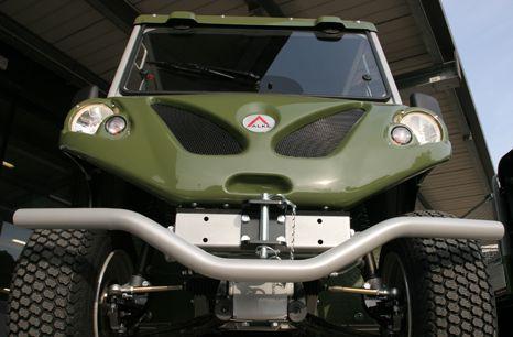 Elektro Militärfahrzeuge Alkè ATX für Streitkräfte