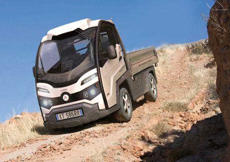 Offroad-Fahrzeuge Alkè XT420 4x4 elektrisch