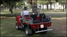 Alkè Elektro Golfwagen