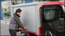Elektro Transporter Alke