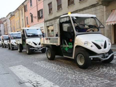 electric vehicles enel by alke
