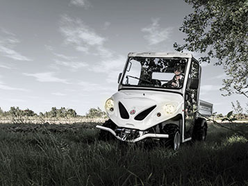 Off road electric vehicles ATX230E