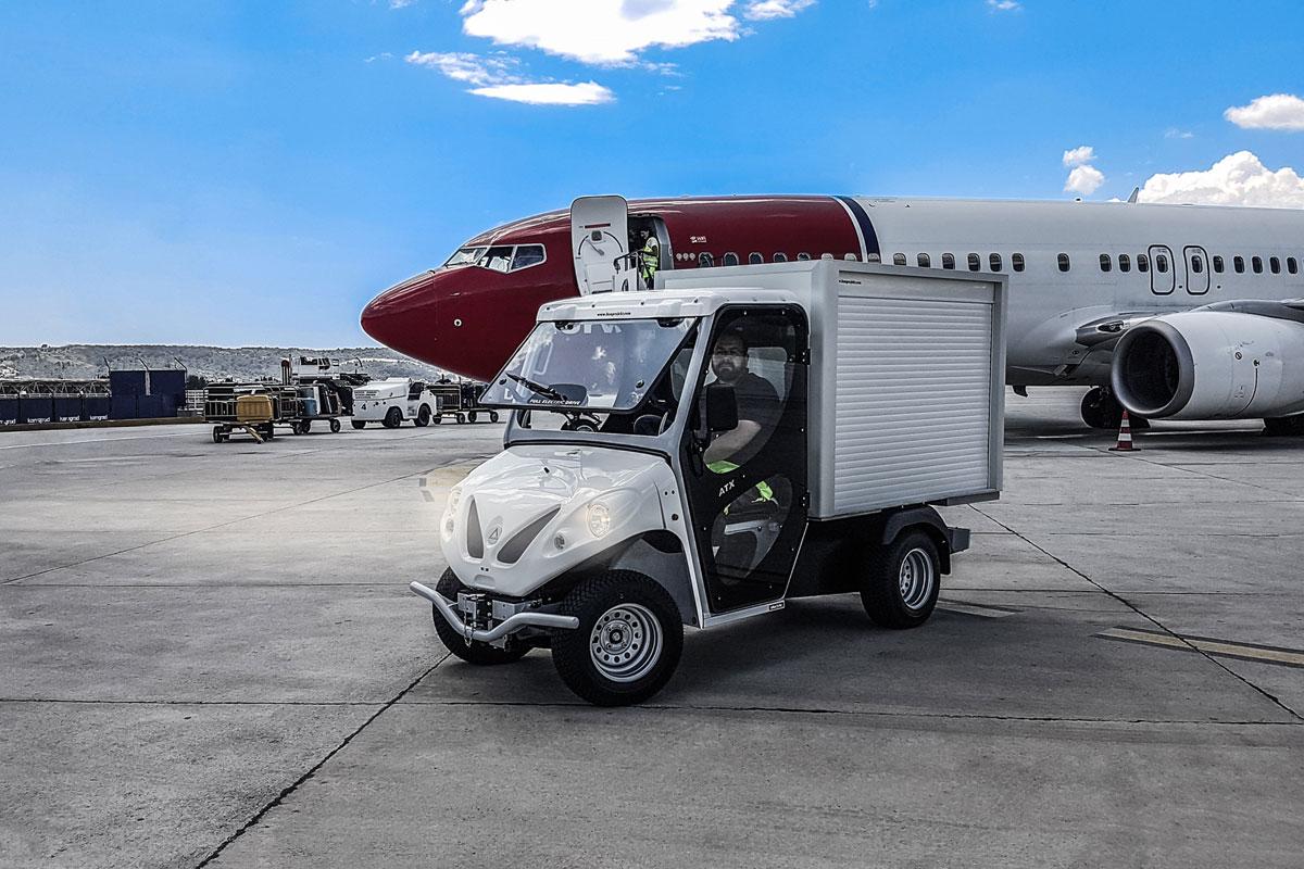 Airport Vehicles Alke