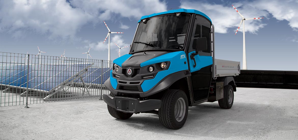Electric Utility Vehicles Sales - Catalogue and prices for Alke' electric vehicles