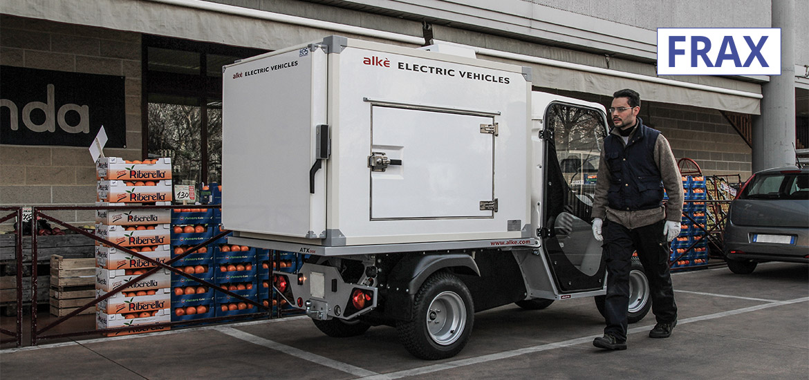 ATX Refrigerated electric vans