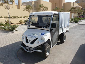 Eco-friendly vehicles for residences