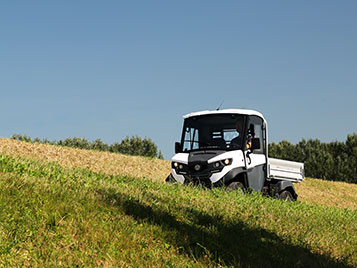 Farm utility vehicles and small transporters