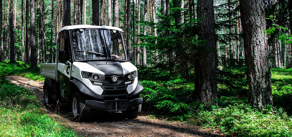 Alke' off road electric vehicles ATX230E