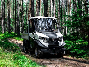 off road electric vehicle atx330e