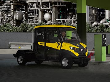 atex electric vehicles