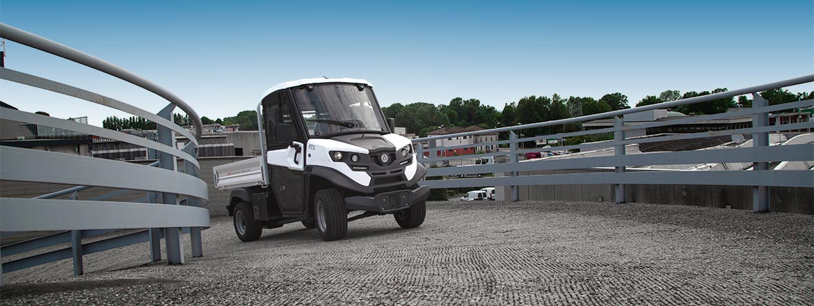 Alke' Electric Utility Vehicles
