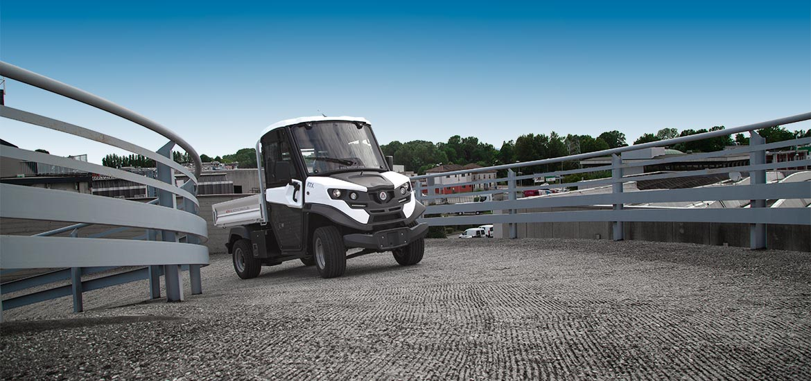 Electric UTV cars Alke'