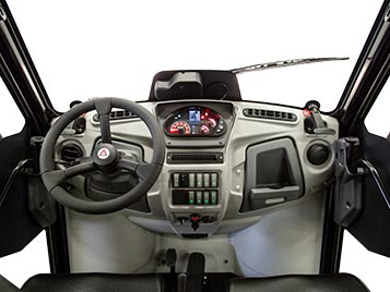 UTV vehicle - Dashboard