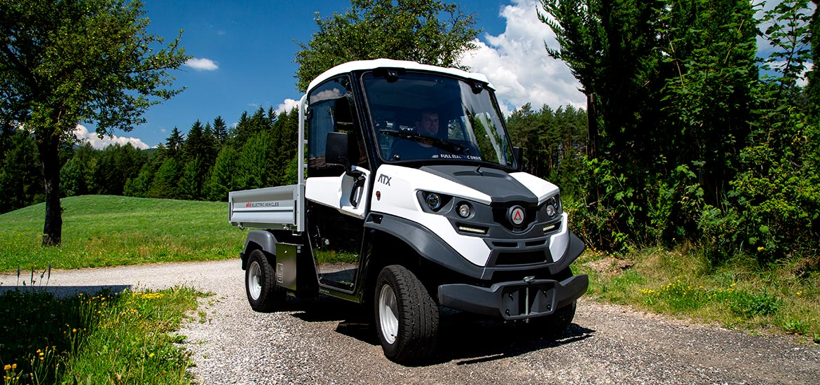 Electric Off Road Utility Vehicle