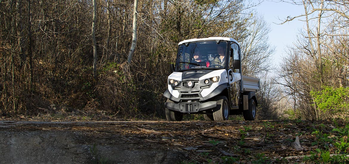 Mountain off-road electric vehicles Alke'
