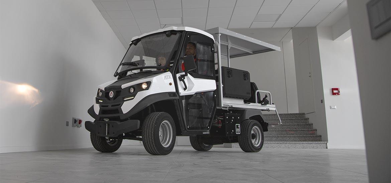 Electric Ambulance Amp Electric Emergency Vehicle Alke