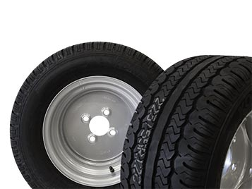 Low-Profile Road tyres