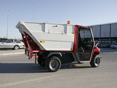 electric waste collection atx200e ar