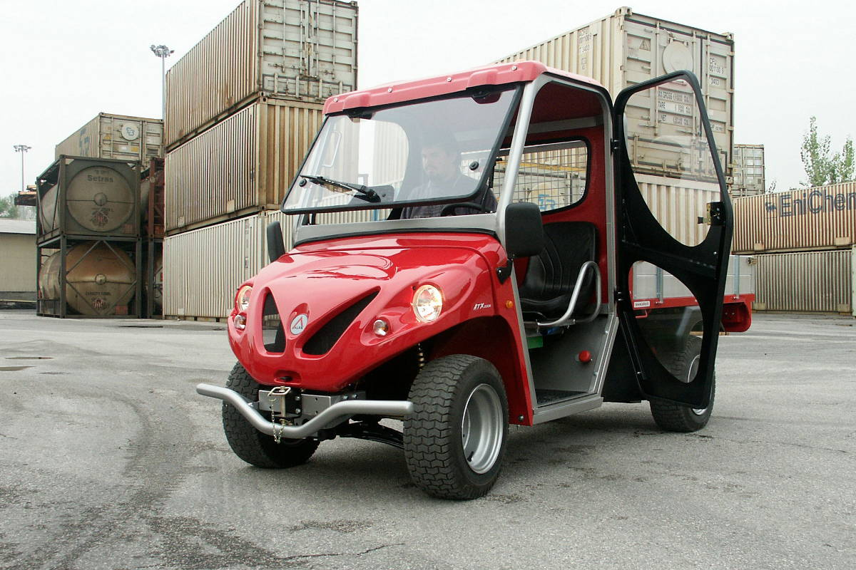 Electric Utv Vehicles