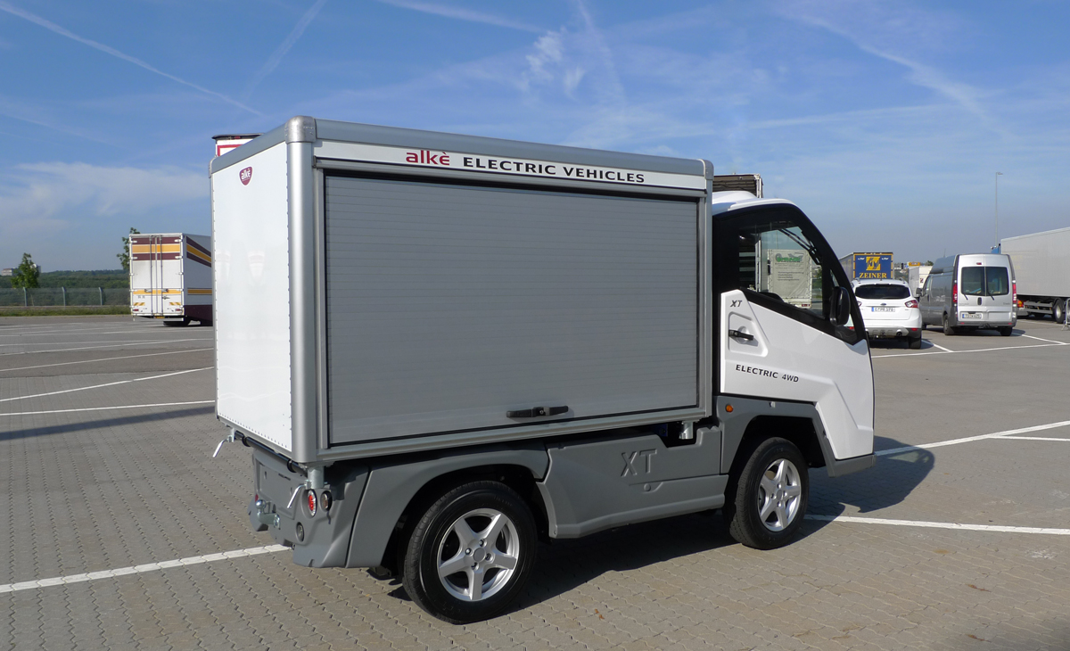 Truck Towing Capacity >> Prices of electric van