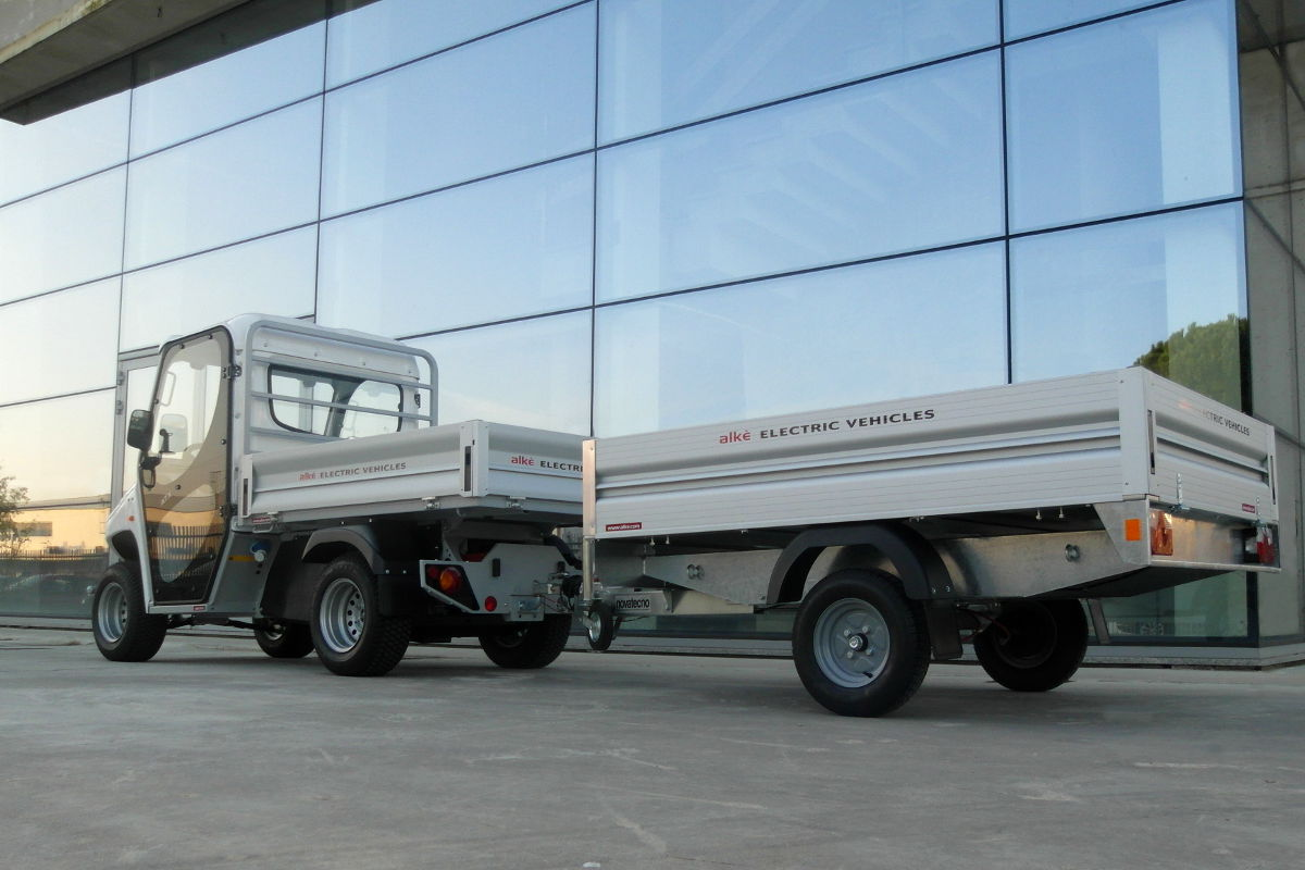 Used Sun Country  Car Trailer