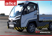 Alke electric vehicles catalog