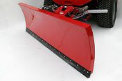 Snow plow for utv