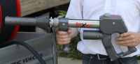 firefighter utility vehicles special spray gun