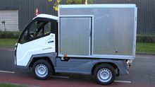 Vehicle conversions for food transport