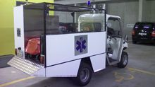 Vehicle conversions into ambulances