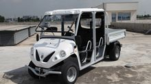 Alke ATX double cab electric vehicles