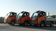 electric trucks Alke' XT
