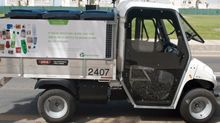 electric trucks for waste management