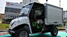 ENEL chooses Alke's electric work vehicles