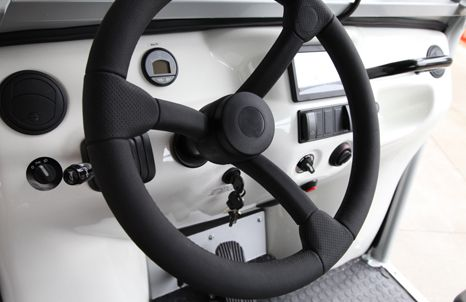 steering wheel new Alke ATX