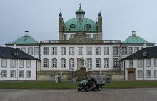 Alke' Vehicles to the royal palace in Copenhagen
