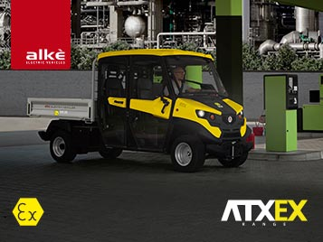 alke atex explosionproof vehicles catalog