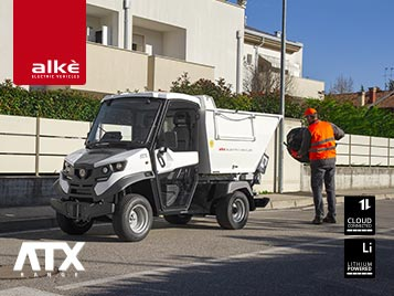 alke waste collection vehicles catalog