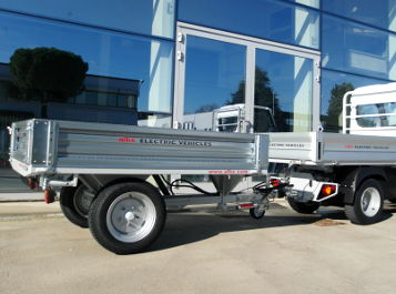 trailers electric vehicles alke