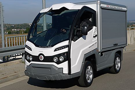 electric van XT