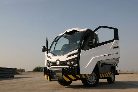 Airport vehicle Alkè XT