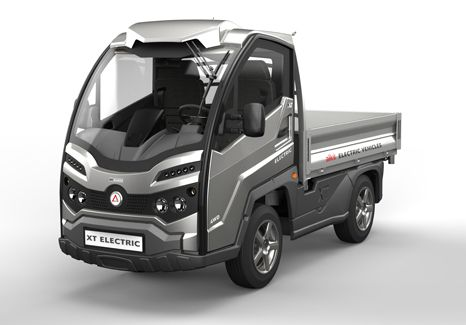 Goods vehicle XT type approval N1