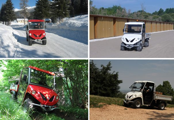 all terrain electric vehicles