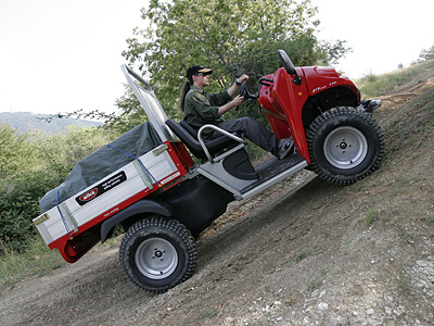 Off Road Utility Vehicles