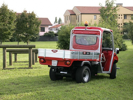 utility vehicles series atx alke
