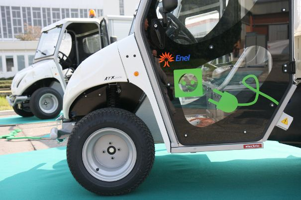 zero emissions electric vehicle